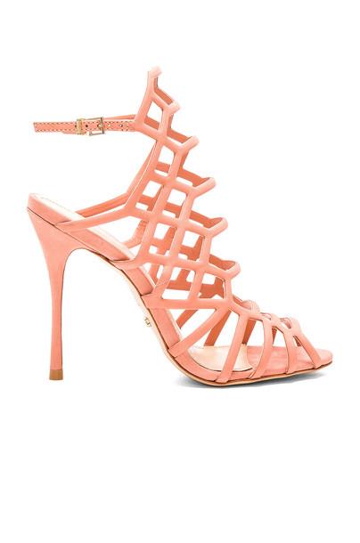 Schutz Juliana Heel in rose
