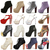 Women Transparent Jeffrey Campbell Platform Lace Up Thick High Spiked Heels Punk Shoes Booties Ankle Boots T Strap Pumps Sandals-in Boots from Shoes on Aliexpress.com