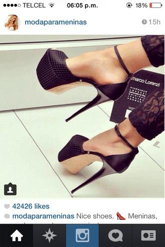 shoes black shoes black heels black high heels high heels