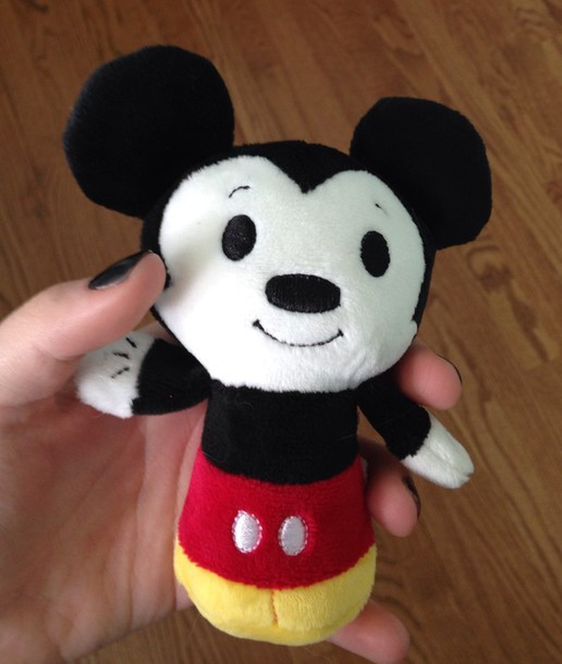 home accessory mickey mouse stuffed animal