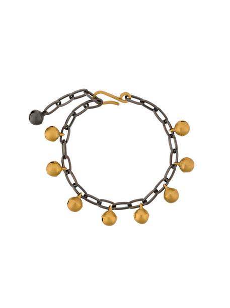 women yellow orange bronze jewels