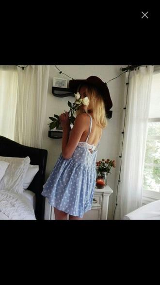 dress pretty dress pretty blue dress summer dress indie