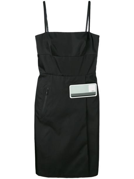 Prada dress women black