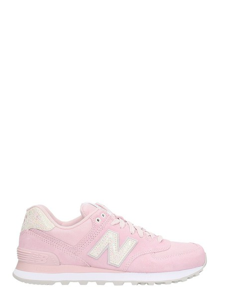 New Balance sneakers pink sneakers pink rose shoes