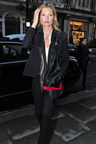 pants kate moss jacket
