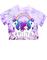 My little pony crop top