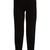 Contrast side-stripe cotton track pants