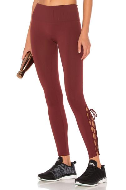 Free People burgundy pants