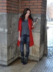 my silk fairytale,coat,t-shirt,jeans,bag,shoes,jewels