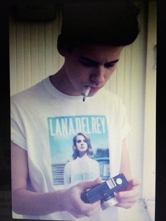 t-shirt lana del rey