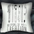 we apons of mass creation pillow case