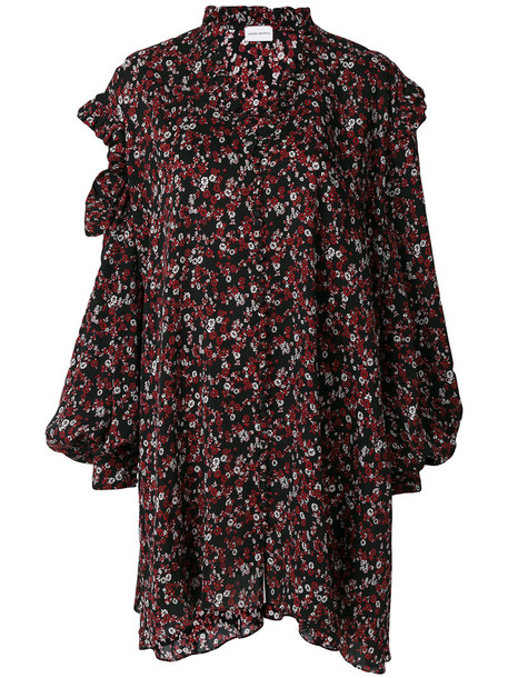 Magda Butrym dress patterned dress women silk