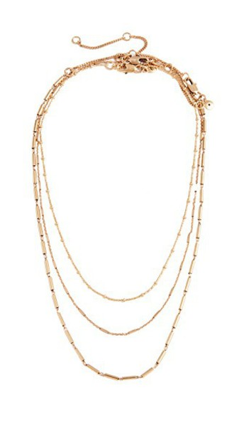 Madewell chain necklace necklace jewels