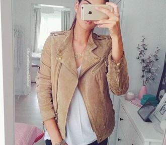 jacket brown coat brown jacket brown suede jacket