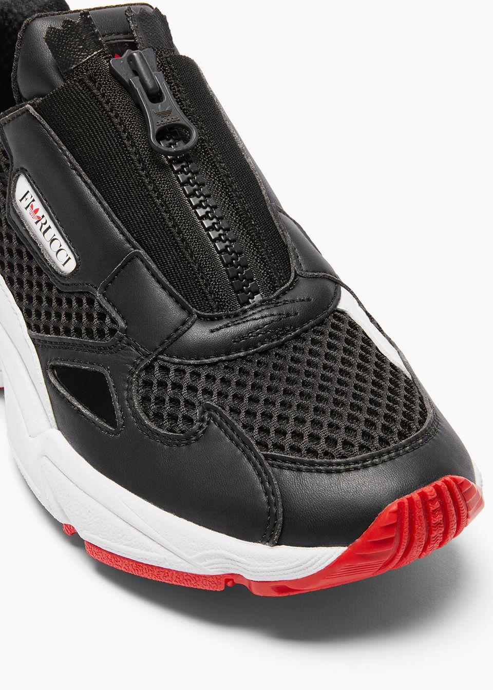 Adidas x Fiorucci Zip Falcon Trainers