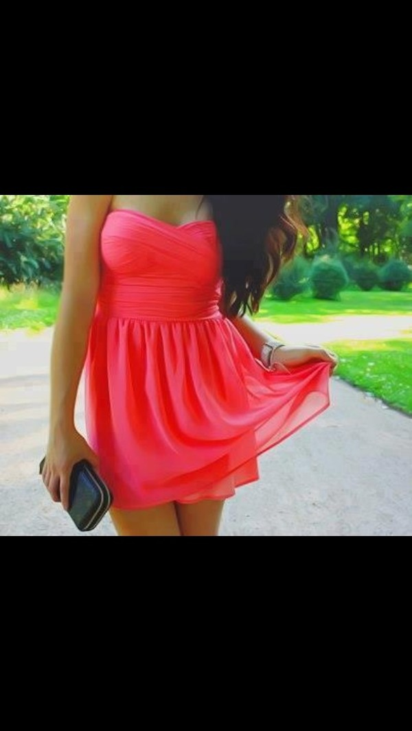 dress pink dress cute dress pink cute