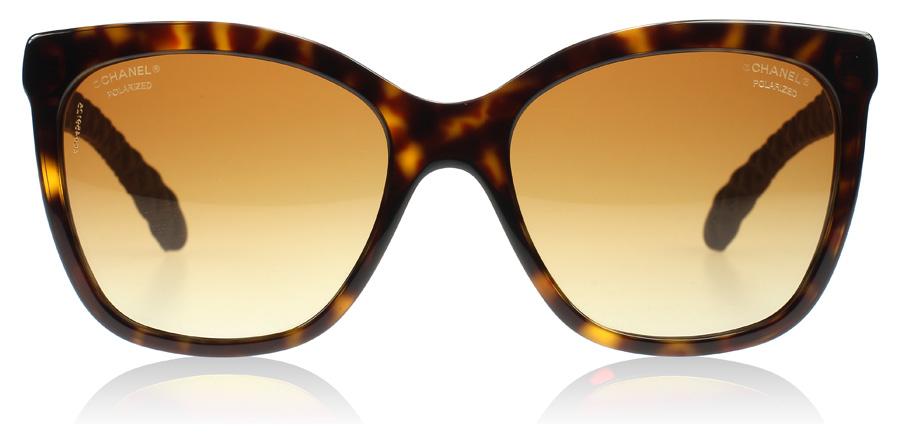 Chanel 5288Q Sunglasses : 5288Q Tortoise C714S9 Polarised : UK