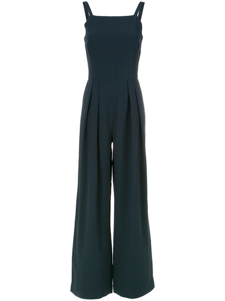 jumpsuit women blue