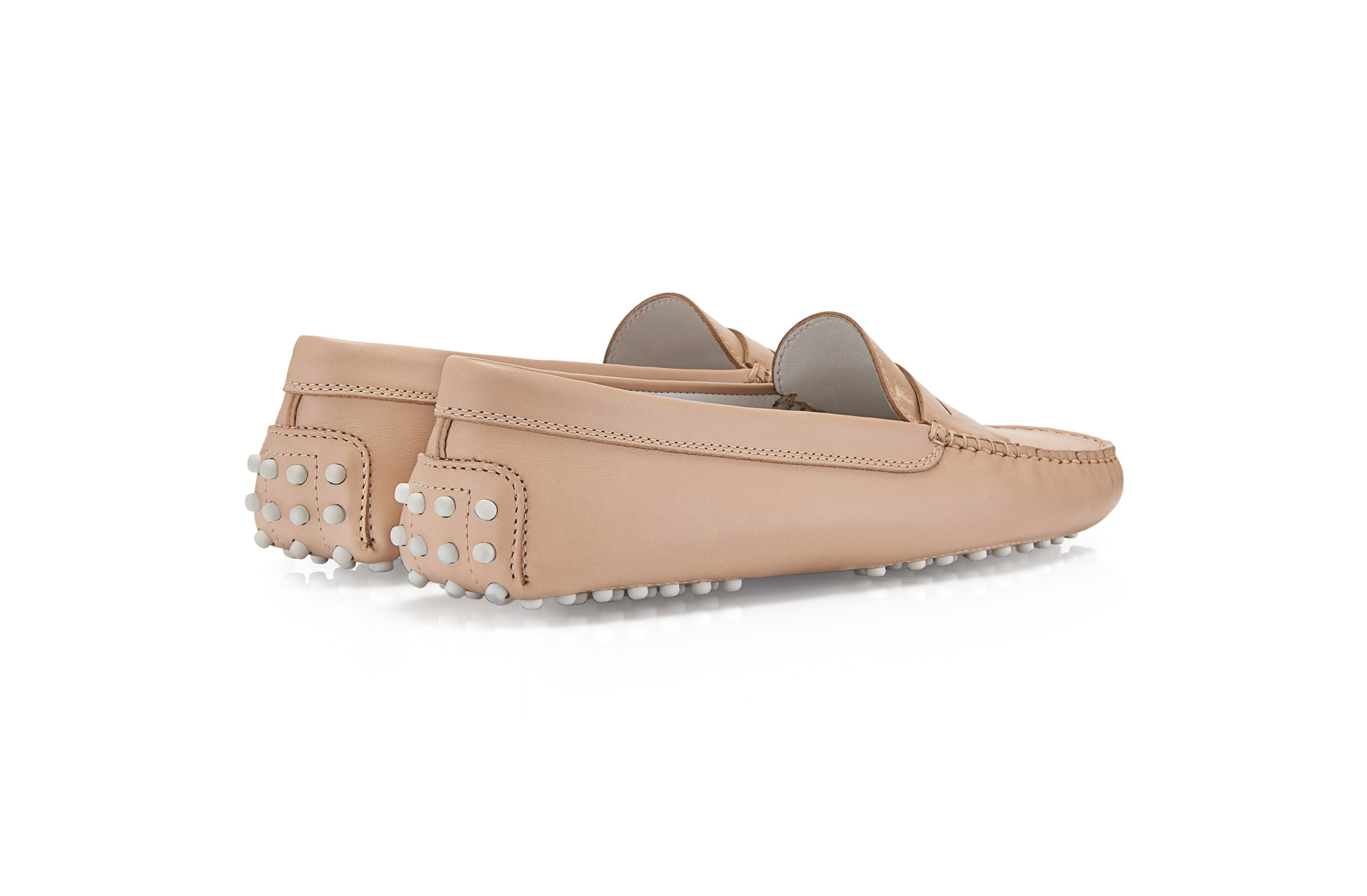 Gommino Leather Driving Moccasins Women Shoes CW314006