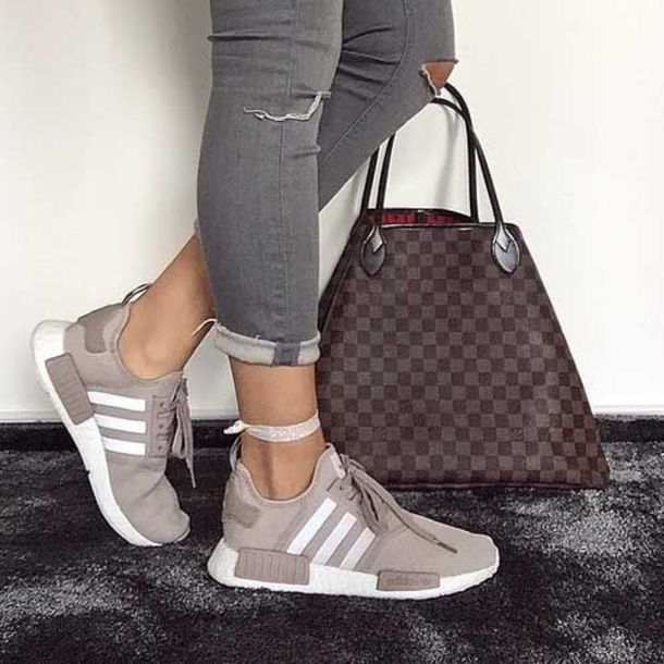 shoes adidas nmd shoes adidas beige grey nmd r1 adidas shoes