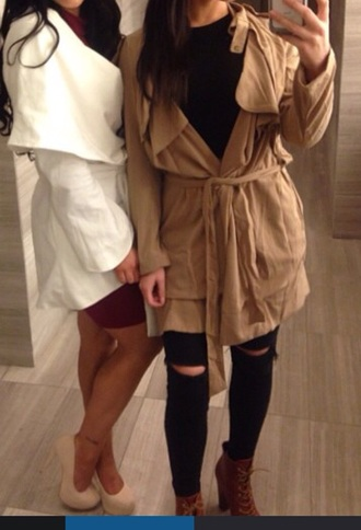 jacket brown