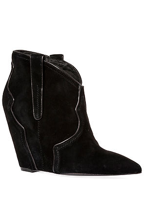 Ash Shoes Boot Janet Boot in Black -  Karmaloop.com