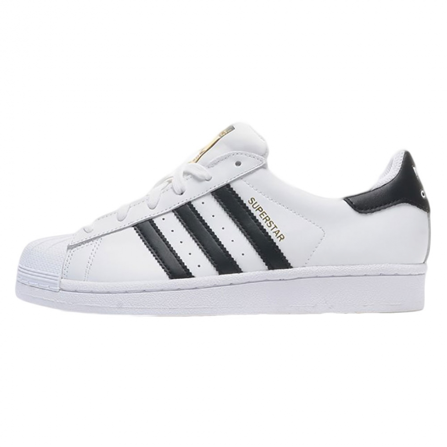 adidas Originals -Superstar foundation J Ftwr White   Core Black   Ftwr ... 1fbb73883b0