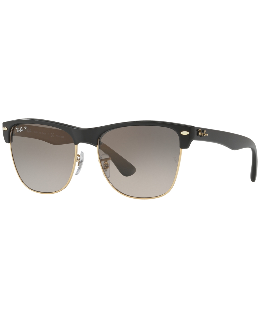 Ray-Ban Polarized Sunglasses , RB4175 Clubmaster Oversized