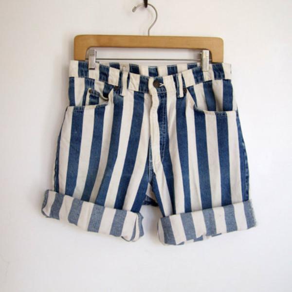 Ladies Shorts Womens Hot Pants Jeans Denim Aztec Floral Stripe ...