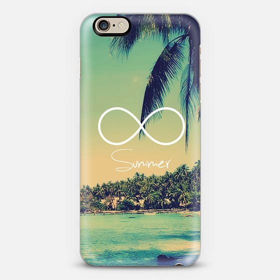 Forever Summer iPhone 6 case by Rex Lambo | Casetify