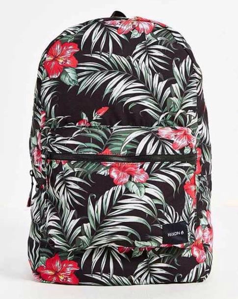 bag kimberley nixon backpack floral