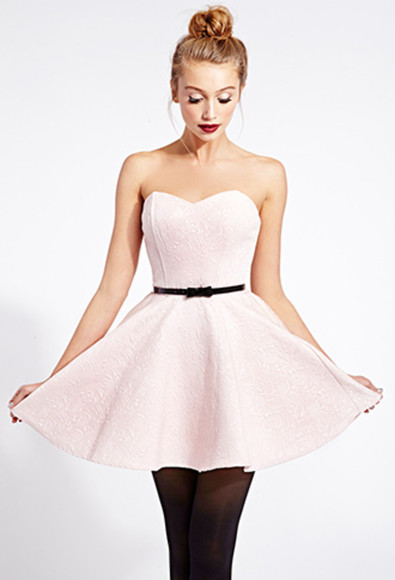 dress tube dress white dress cute dress skater dress