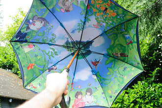 underwear umbrella anime totoro studio ghibli cute spirited away kawaii gift ideas japan
