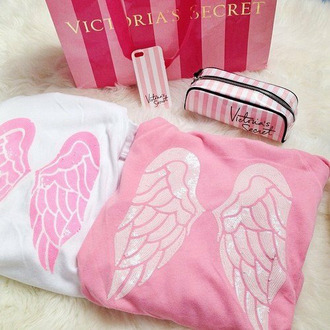sweater victoria's secret sweter pink iphone case phone cover top