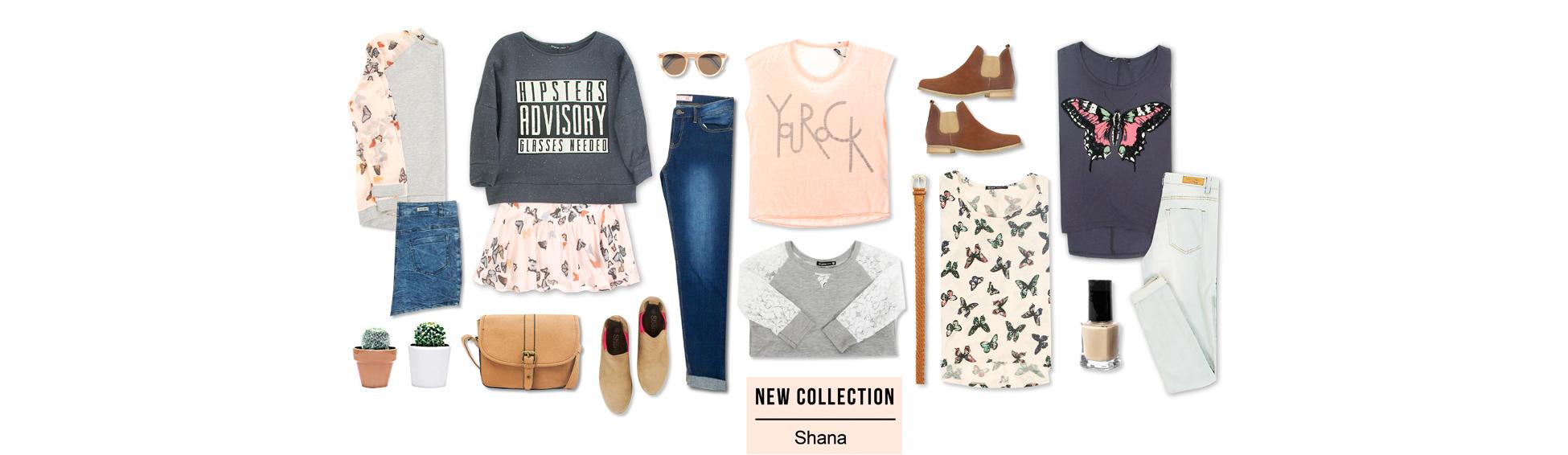 Tienda moda Shana Online