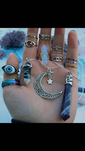 jewels jewelry boho jewelry coloured
