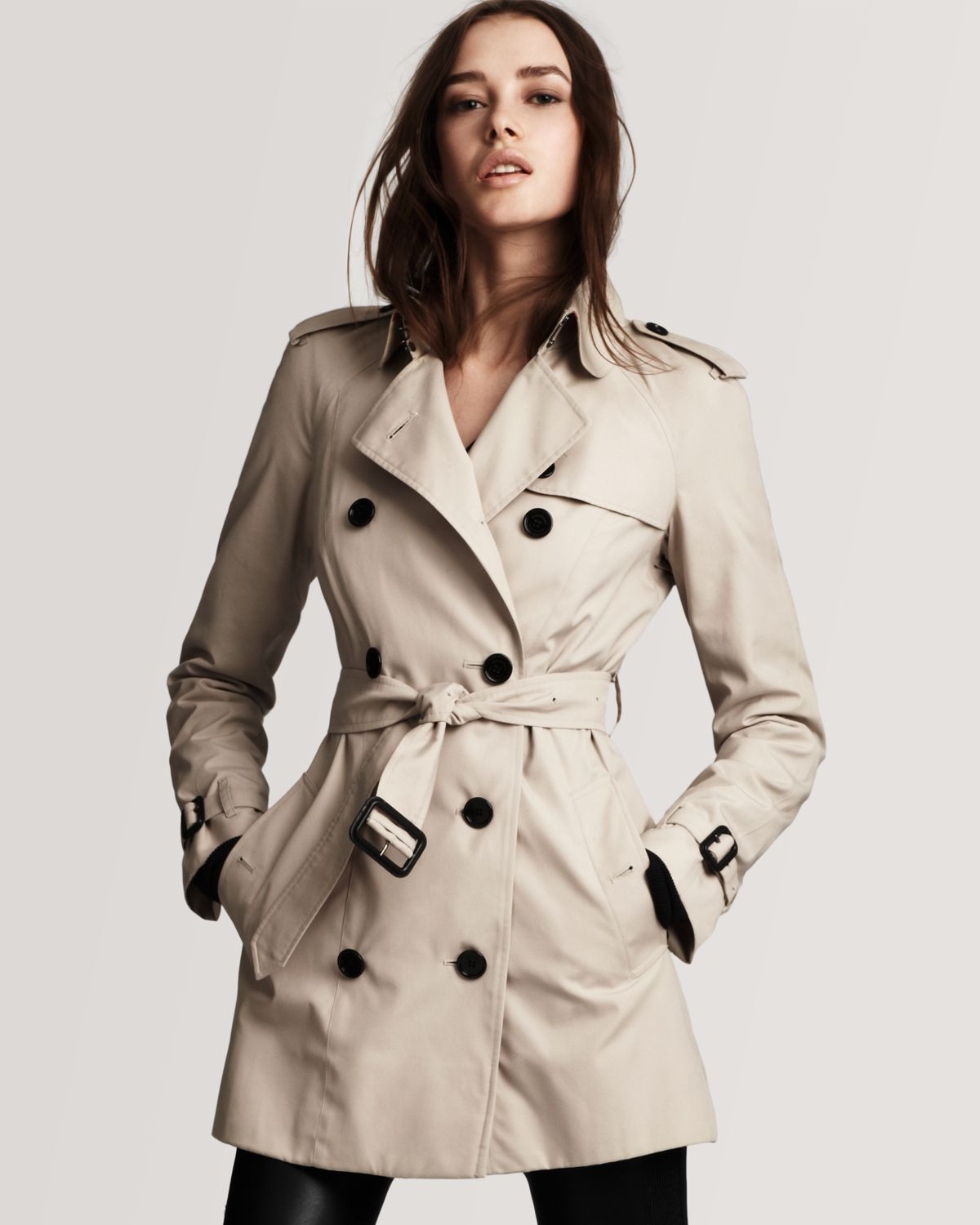 Burberry London Mottram Trench | Bloomingdale's