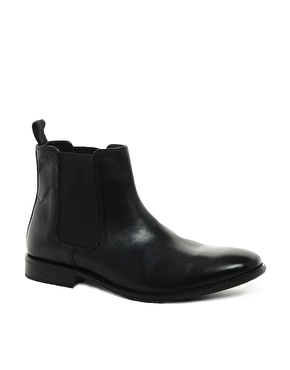 ASOS | ASOS Chelsea Boots in Leather at ASOS