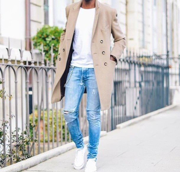 Ripped light blue skinny jeans mens - Ripped Light Blue Skinny Jeans Mens – Your New Jeans Photo Blog