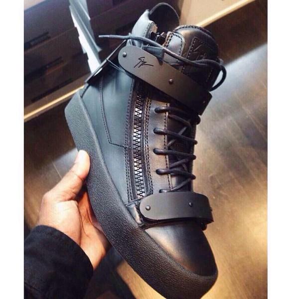 giuseppe zanotti design men sneakers