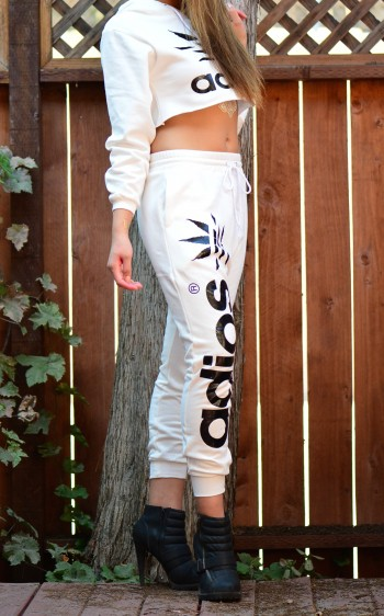 ADIOS Cannabis Joggers by REHAB Clothing - Shy Wilder
