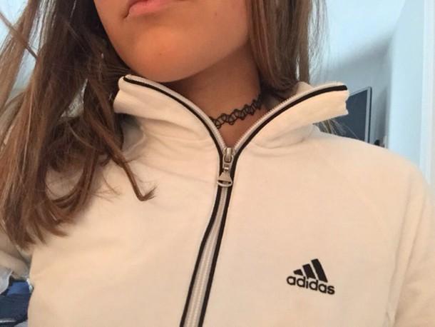 jacket adidas collared jacket