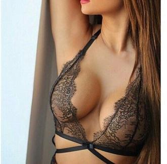 underwear black sexy lace underwear bralette bra bralette dentelle lingerie lingerie set lace lingerie