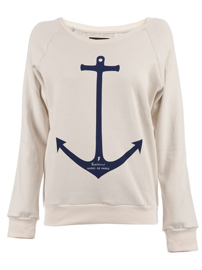 Gosse de paris 'tidal wave' sweater