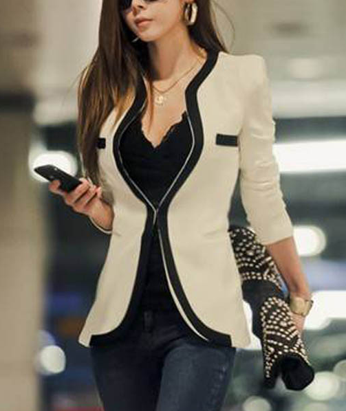 Ol long sleeve jacket