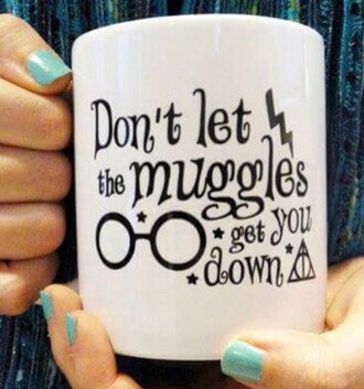home accessory cup harry potter