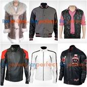 jacket,movies jackets,leather jacket,hollywood jackets,tv series