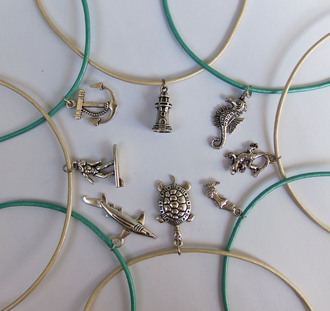 jewels bubblegum graffiti beach boho bohemian ocean sea nautical choker necklace necklace adjustable jewelry accessories mermaid turtle seaturtle starfish oysterandpearl lighthouse anchor fisher seahorse shark gecko shell shipwheel northbeach newengland surf