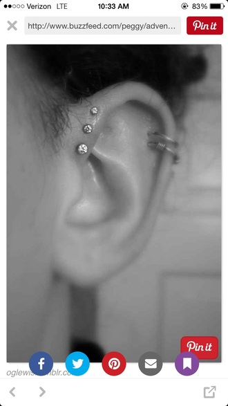 jewels hoop piercing studs cartilage cartilage piercing forward helix helix piercing