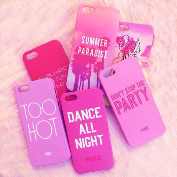 phone cover phone cover iphone 4 case girly iphone 4 case pink case for iphone 4/4s/5 summer outfits too hot dope